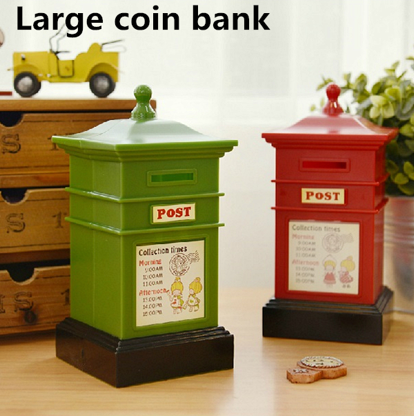 Image gallery large coin banks Decorative piggy banks for adults