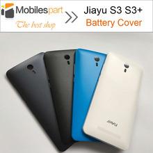 Jiayu S3 battery case 100% original High Quality battery Cover Back Case for Jiayu S3 S3+ Smartphone Free Shipping