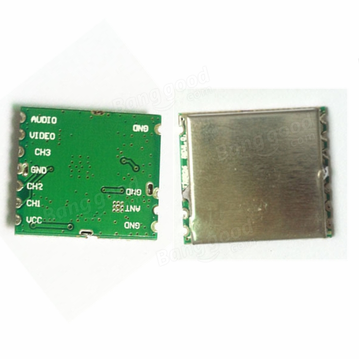 High Quality Boscam TX5826 FPV 5.8G 400mW Wireless Audio Video Transmitter Module(China (Mainland))