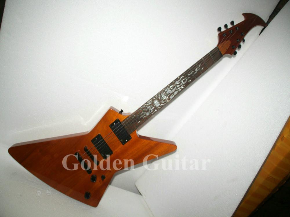 Custom shop EXPLORER guitar Electric Guitar in stock From China HOT OEM Guitar(China (Mainland))