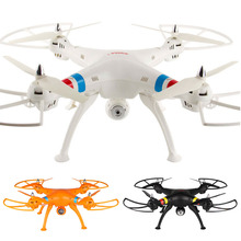 Syma X8C  2MP Camera 2.4 G 360 degree  Rotate 4 Channel 6 Axis Gyro Quadcopter Drone Helicopter +3D Remote Control LCD