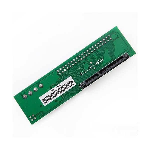 DougLake 2.5 Inch 3.5 Inch Drive SATA to ATA IDE Converter Adapter(China (Mainland))