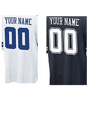 Mens american football jersey,sports jersey cowboys jersey,stitched any name any number you need,(China (Mainland))