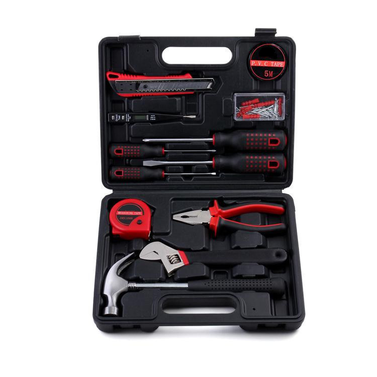 13 sets of emergency kit car insurance company Gift Tools Set Gift carbon steel(China (Mainland))
