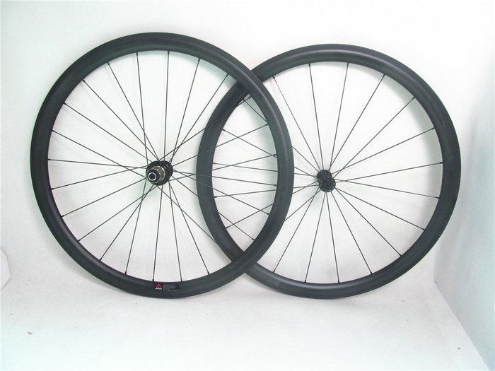 U shape aero 25mm wide 38mm carbon clincher wheels with Sapim spoke 3K/UD cheap road wheels(China (Mainland))