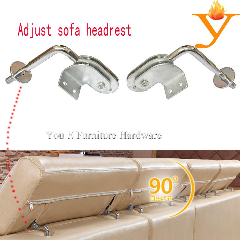 Metal Reclining Sofa Headrest Mechanism Hinges D41(China (Mainland))