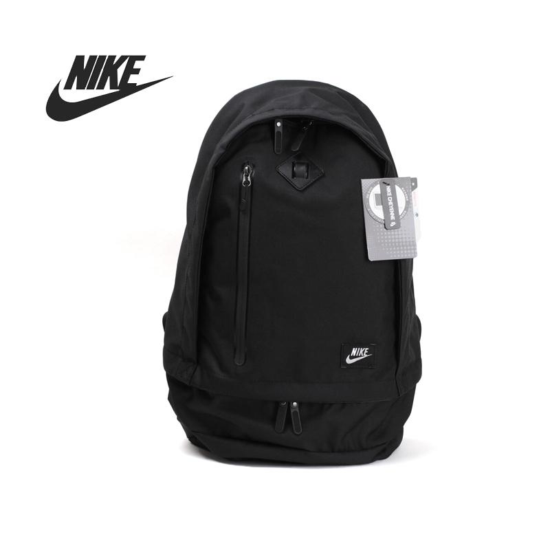 all black backpack nike