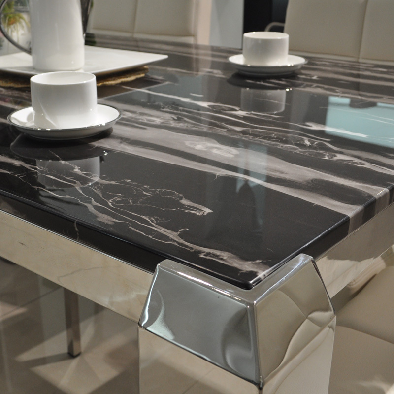 dining table granite top image