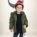 Baby Boys Winter Jacket Coat Kids Warm Cotton Padded Clothes Children Winter Warm Korea Fashion Outwear