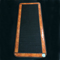 High Quality Jade tourmaline mattress bamboo carbon fiber cushion jade mattress jade cushion electric heated 70X160CM