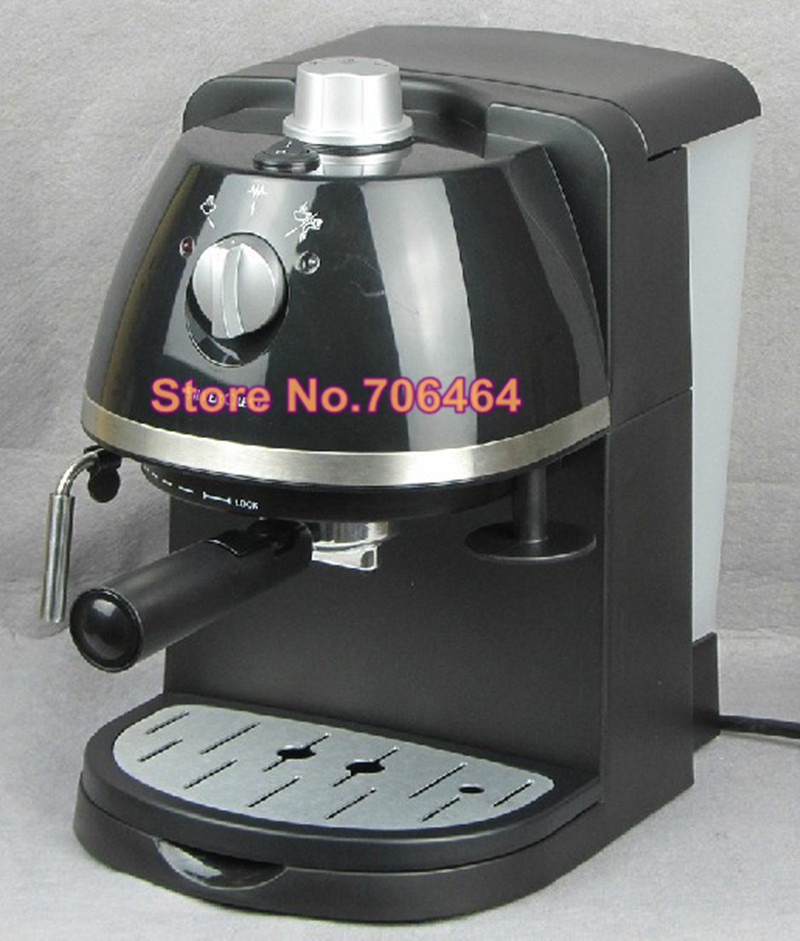 Icoffee Electric Coffee Maker : Semi automatic espresso coffee maker pump cappuccino coffee machine latte electric coffee maker ...
