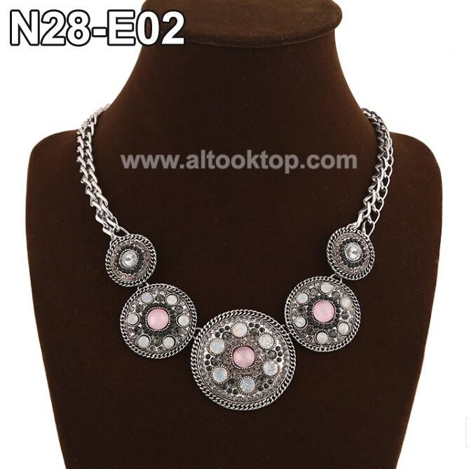 Колье-ошейник Colares femininos statement necklace DHL 120pcs/110colors femininos N28 choker necklace