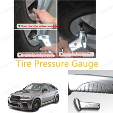 Buy TOp sale Car Pressure Detector Car Tire Gauge Car Tire Pressure Gauge for $8.20 in AliExpress store