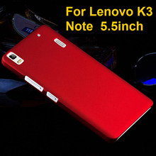 Lenovo K3 Note case,Dimick Frosted series hard PC back cover case for Lenovo K3 Note Free shipping