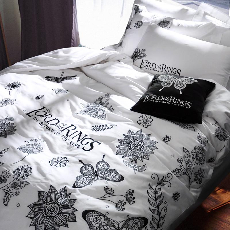 Popular Black Butterfly Bedding Buy Cheap Black Butterfly