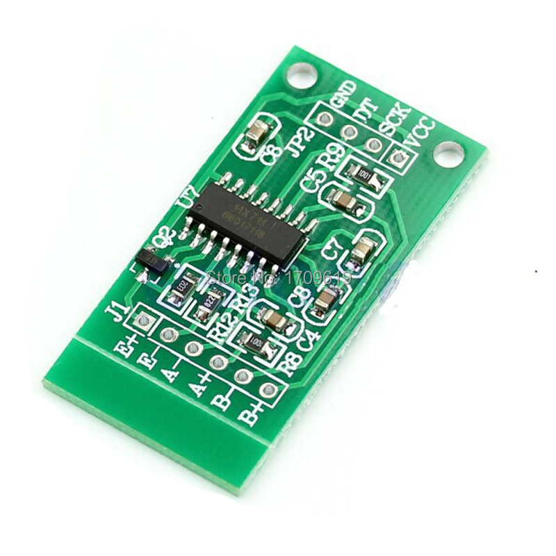 3 High precision For Arduino HX711 Module Weighing Sensor Dedicated 24bit AD Module pressure sensor.jpg