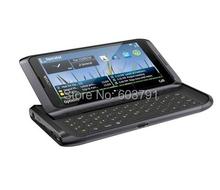 Original Nokia E7 WIFI 3G GPS Touchscreen 8MP Unlocked Mobile Phone Free shipping(China (Mainland))