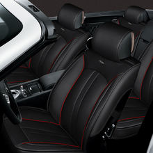 Buy 3D Styling Car Seat Cover Honda Accord Civic CRV Crosstour Fit City HRV Vezel,High-fiber Leather,Car pad,auto seat cushions for $171.59 in AliExpress store