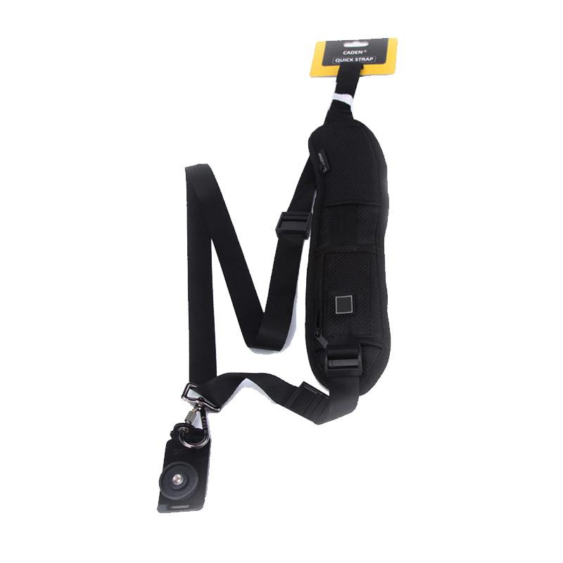New 2014 Neck Shoulder Strap Camera Single Shoulder Sling Black Belt Strap for SLR DSLR Canon Nikon Sony Cameras 24(China (Mainland))