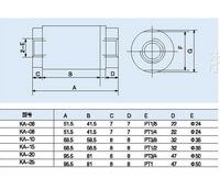 Пневматические xq171500 g1/2 порта 10 бар металла 1 в 2 из порта быстрого выхлопной клапан контроля потока воздуха