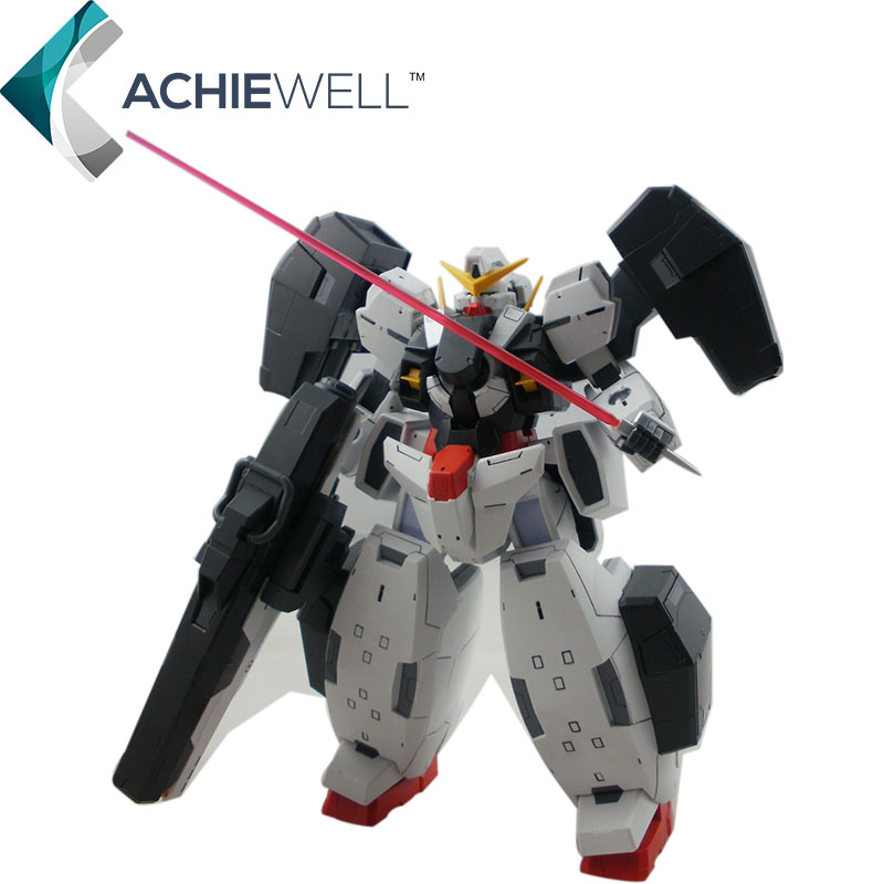Retail TV 1 100 GN 005 Virtues Gundam Action Figure Japanese Anime Fan Collectible Model For
