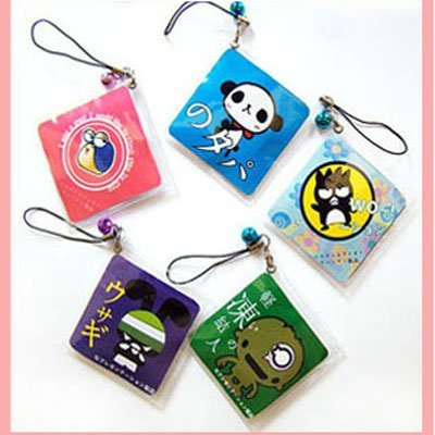 New Cartoon Condoms Mobile pendants,chains,cell phone pendant decoration,ornament,5 pcs/lot(China (Mainland))