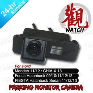 Wired HD CCD Car Parking Camera for Ford Focus Hatchback FIESTA Hatchback Sedan Mondeo CHIA-X etc. Night Vision Waterproof