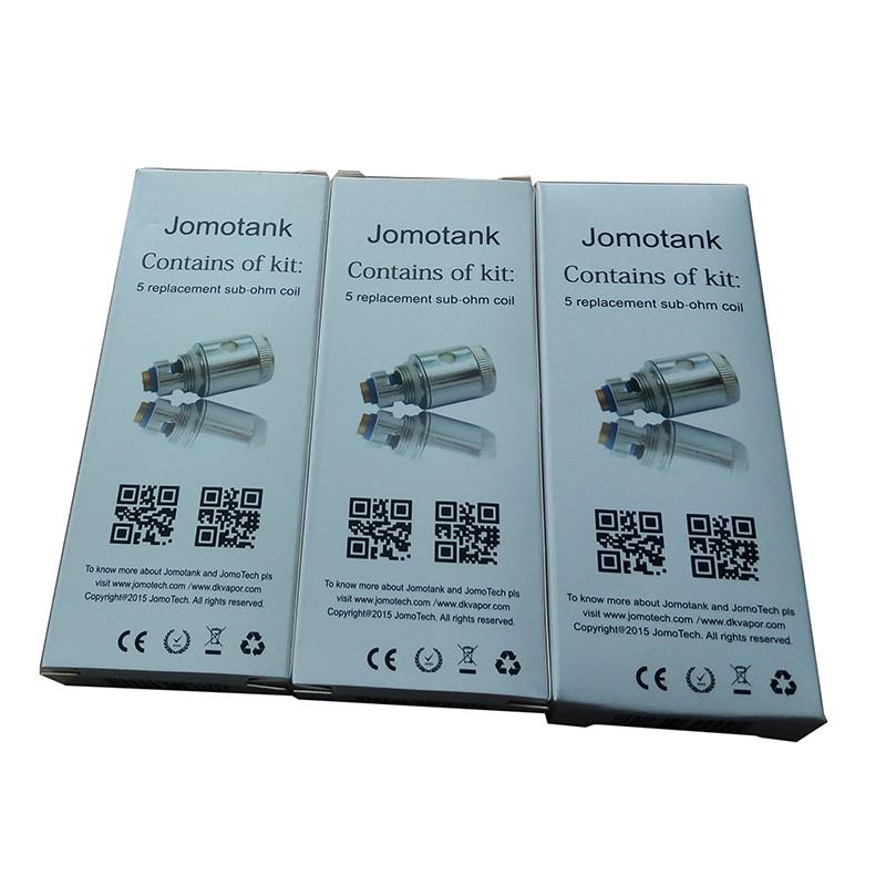 ถูก Jomotank Evaporaterบุหรี่อิเล็กทรอนิกส์เครื่องฉีดน้ำหลักBgo 40ขดลวดเครื่องฉีดน้ำEcigator Kanthalขดลวดจากรัสเซียคลังสินค้าJomo-C2