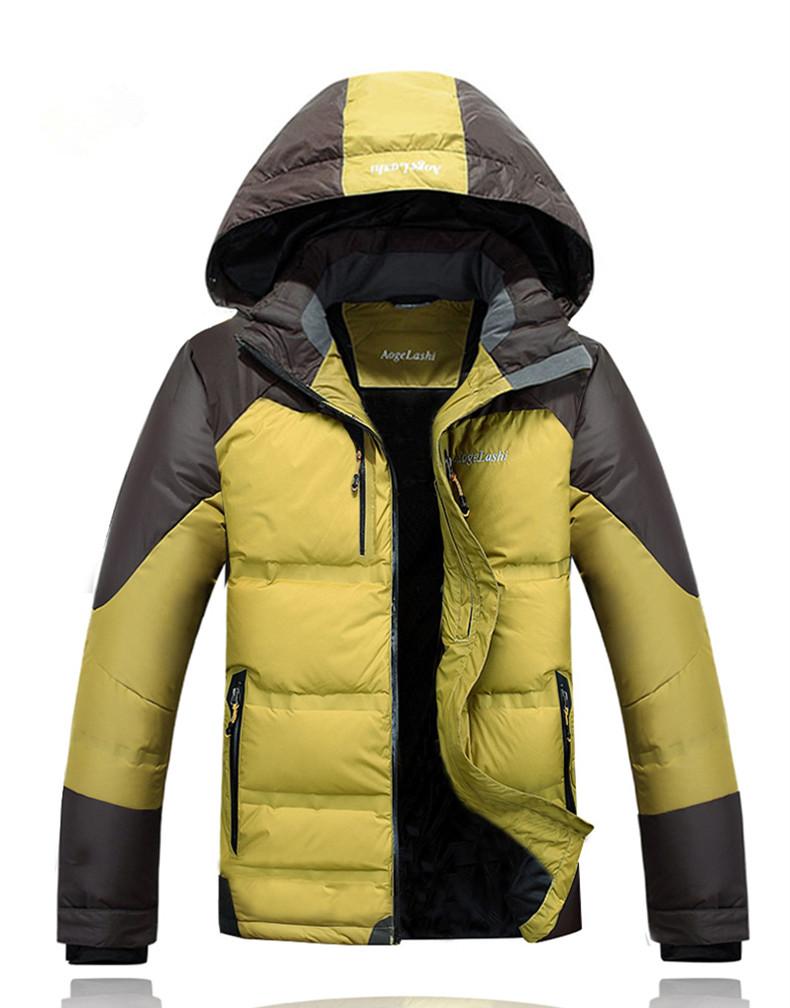 2015/ Men Winter Fashion Baseball Sport Hoodie Winter Jacket 3XL Varsity Jacket Mens Down Coat Outwear Casual School Coat Qy490(China (Mainland))