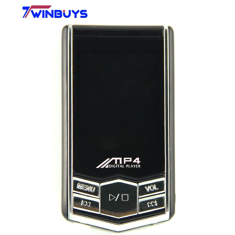 "Big discount! 8GB Slim 1.8""LCD MP3 FM Radio Player Video(Hong Kong)"