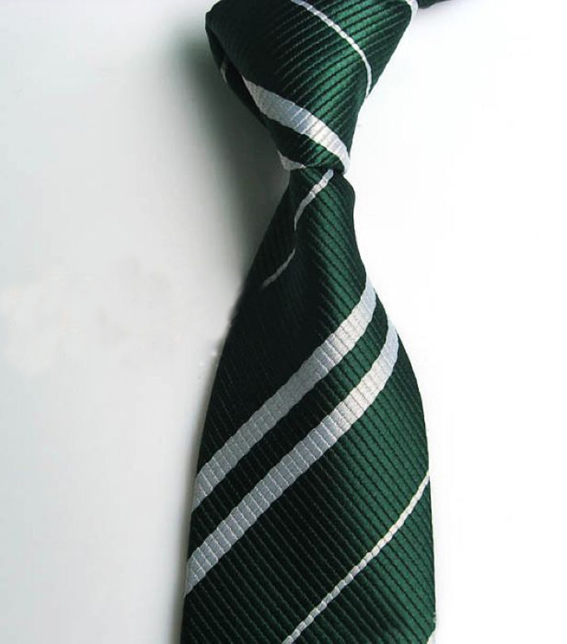 New Arrival 4 stylel Handsome Men Silk Neckties Fashion Wedding Brand Man neck ties striped Harry