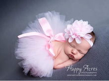 Super Cute!2016Hot Sale Baby Girl Tulle Tutu Skirt Soft Adorable Newborn Photography Props Bowknot Baby Tutu Skirt Birthday Gift