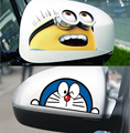 New Funny Car Sticker  Skull Car Hoods Trunk Thriller Rear Window Decal Car Decal Covers Waterproof Car Styling
