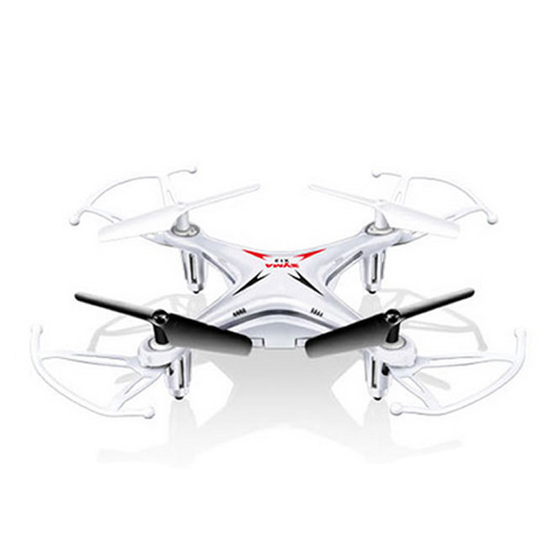 2015 Syma X13 Storm 2.4G 4CH 6-Axis RC Quadcopter(White)