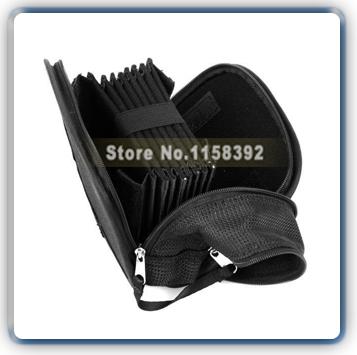 Camera Filters bag 7 pockets Filter Wallet Case Bag box for Cokin P Series ND CPL MC UV Star Filter(China (Mainland))