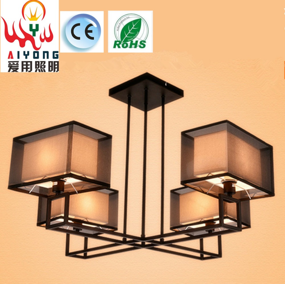 New Chinese style droplight sitting room absorb dome light, antique, wrought iron chandelier bedroom restaurant promotions<br><br>Aliexpress