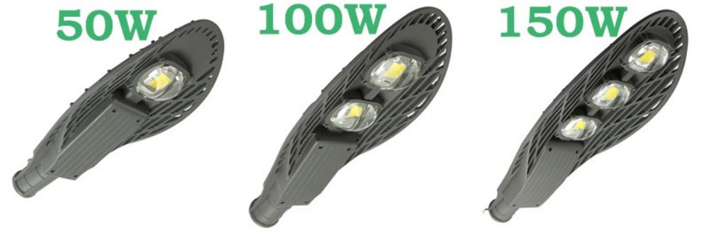 LED Strassenbeleuchtung 50 W Strassenlaterne HofBeleuchtung Industrie