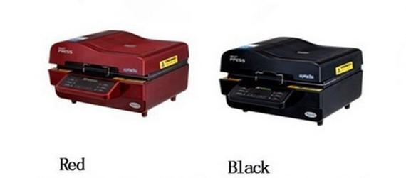 Купить 3D сублимации машина для Телефонных Случаях Чашку Плиты Плитки Печати многофункциональный 3D тепло пресс-печатная машина