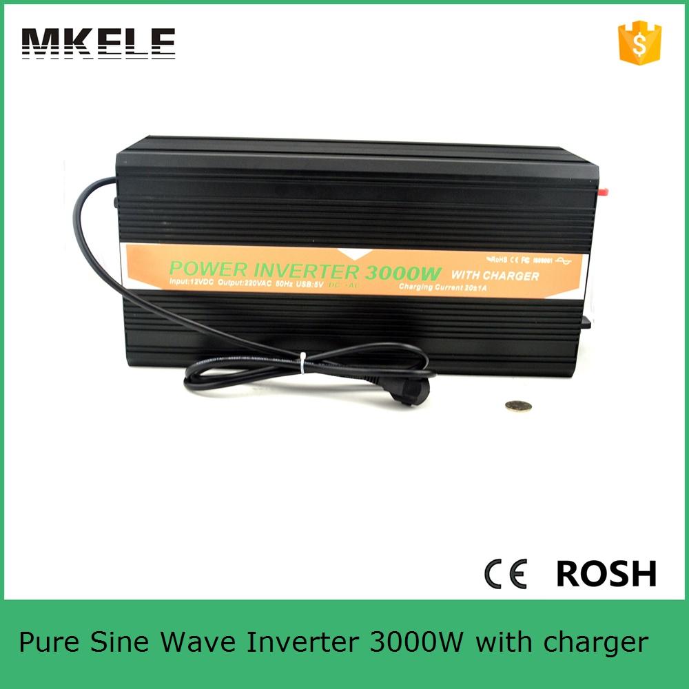 MKP3000-121B-C solar inverter 3000w 12v dc ac power inverter 110vac off grid output 3kw homage inverter with charger<br><br>Aliexpress