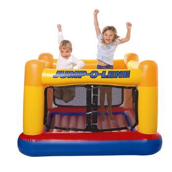Intex-48260 jumping music inflatable trampoline ocean ball pool child inflatable toys