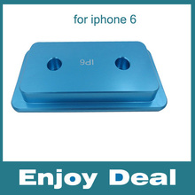 Free Shipping NEW Metal 3D Sublimation mold Printed Mould tool heat press for iphone 6(China (Mainland))