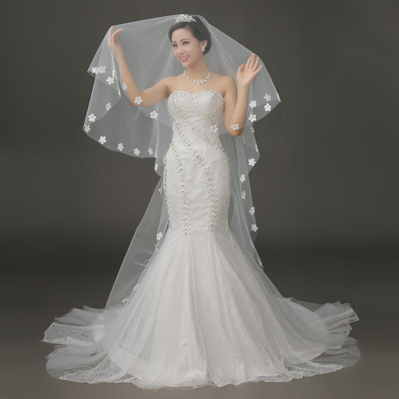 how to make a wedding veil with a tiara
