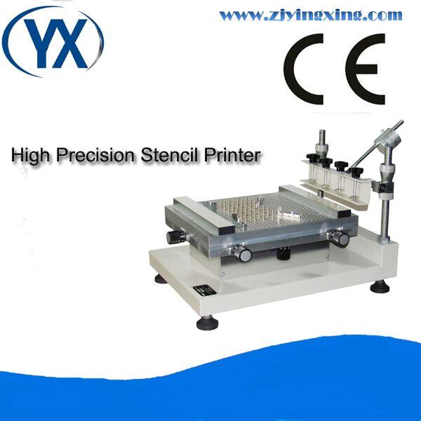 New Manual Stencil Printer PCB Pick Place Machine YX3040 SMT Screen Printing(300*400mm)(China (Mainland))