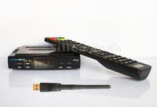 Freesat V7 DVB-S2 HD satellite TV receiver + RT5370 USB WIFI (Youtube, power vu, CCcam, newcamd)(Hong Kong)