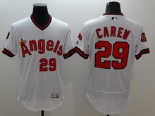 Majestic Men's Los Angeles Angels Mike Trout Bo Jackson jerseys(China (Mainland))