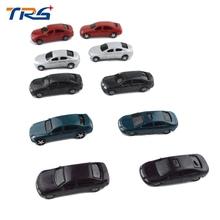2017 wholesale miniature plastic scale model car 1;100(China (Mainland))