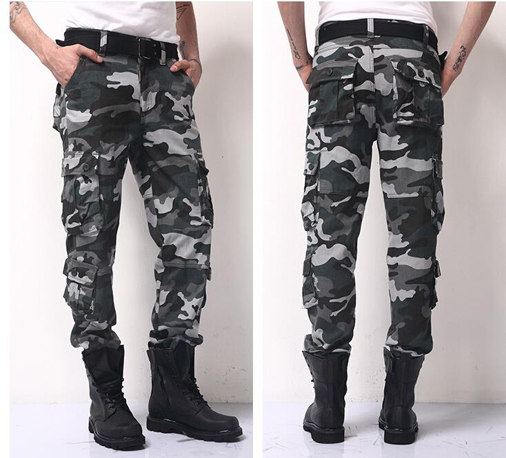 3 Styles Men Joggers Pants Military Camouflage Outdoors Army Sweatpants Jogger Pants Casual Trousers Men Jogging Camo Trousers (China (Mainland))