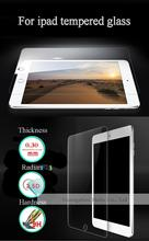 9H Hard High Transparent Screen Protector For Apple Ipad 2 3 4 Mini 1 2 3 Air 1 2 Tempered Glass Screen Protector 0.3mm 10pcs