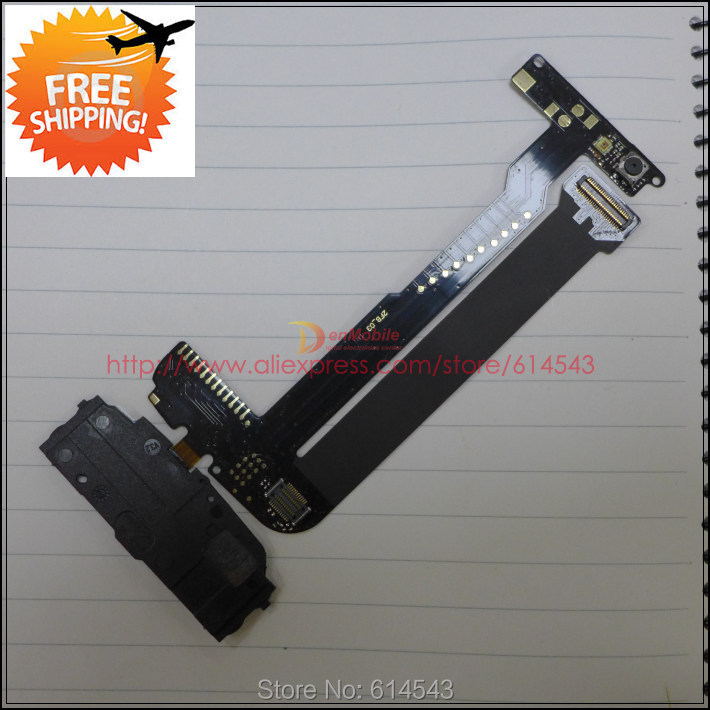 Replacement LCD Screen Connector Flex Cable Ribbon Keypad PCB Flat front camera For Nokia N95 8GB Lcd Flex Repair Free Ship,10pc(China (Mainland))