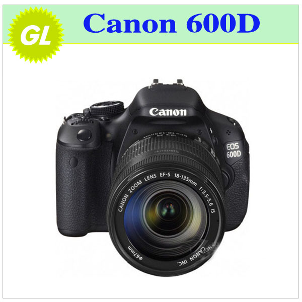 Canon EOS T3i 600D Digital SLR camera + Canon EF-S 18-55mm f/3.5-5.6 IS II Lens(China (Mainland))